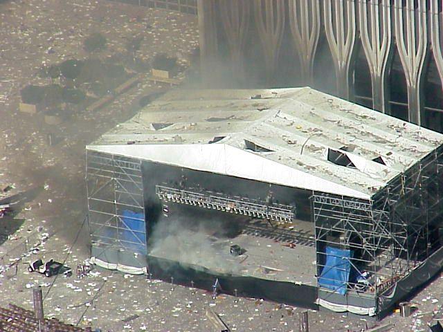 World Trade Center Jumpers Landing Zone