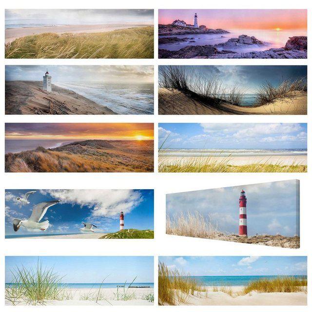 Leinwandbild Panorama »Top Maritime Leinwandbilder«