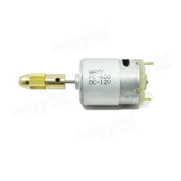 0.5-3mm Small Electric Drill Bit Collet Micro Twist Drill Chuck Set Sale - Banggood.com