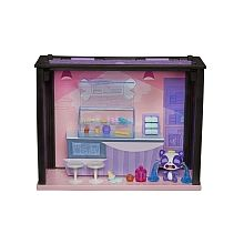 Littlest Pet Shop - Treat Bar Style Set