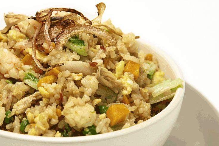 Resep Nasi Goreng Bawang Yang Lezat