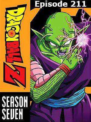 Dragon Ball Z-Episode 211 Dragon Ball Z Season 7 Episode Name: Trunks vs. Goten…