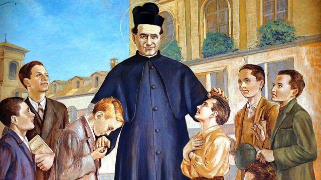 O Segredo do Rosário: Dom Bosco recomendou aos jovens que queimassem os ...
