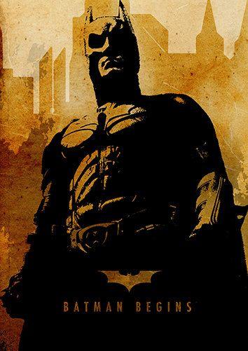 13 best images about batman trilogy posters on pinterest