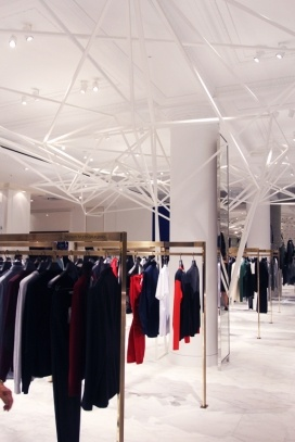 17 best images about mens department on pinterest for Retail interior designers in london