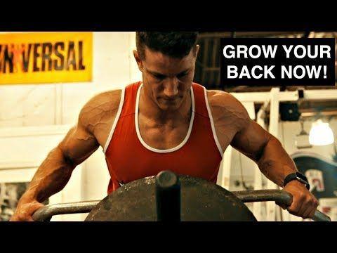 Arnold Schwarzenegger's Full Back Workout For Relentless Size - YouTube