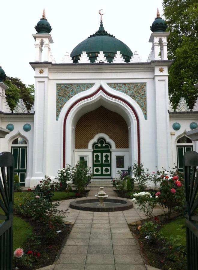 shah jahan mosque first mosque in uk #SundayTraveler