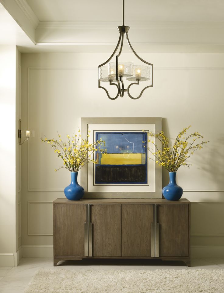 Caress features a chic sophisticated three-light chandelier with layered glass diffusers to cast & 63 best Style By Space: Entryway images on Pinterest | Entryway ... azcodes.com