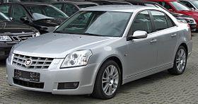 Cadillac BLS compact executive car – 2005