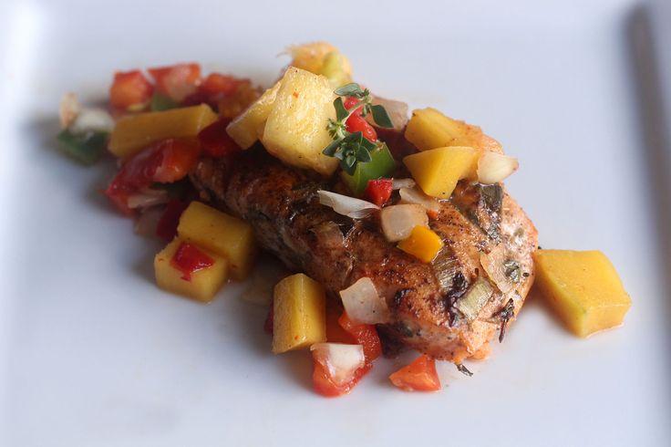 25+ bästa Jerk salmon idéerna på Pinterest | Nyttiga luncher