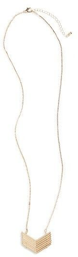 Women's Bp. Chevron Pendant Necklace