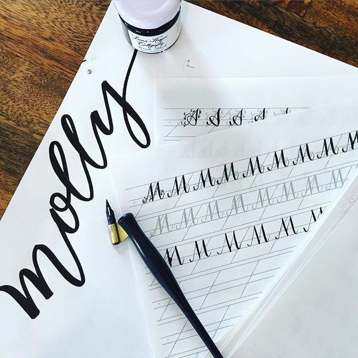 Workshops modern calligraphy workshop and