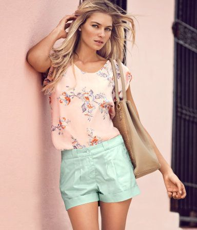 Pastel Spring Colors!