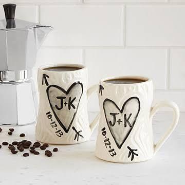wedding favor coffee mugs - Google Search