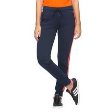Women's adidas neo 3Stripes Fleece CFF Track Suit Pant