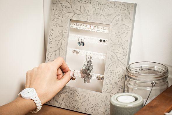 7 sposobów na kreatywne przechowywanie biżuterii - Radość odkrywania