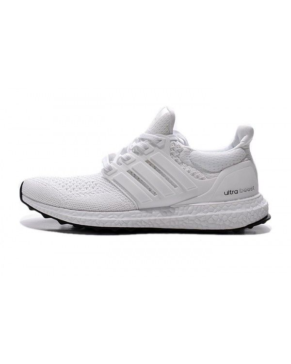 [2017 DEALS] Adidas Ultra Boost Triple White Outlet Sale £57.90