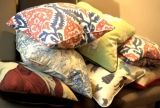 pillows 180 PLN each