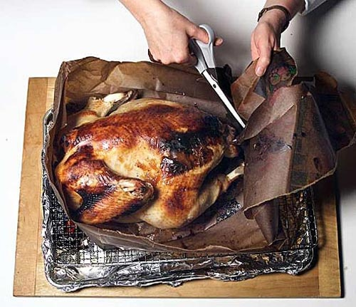 how to cook a turkey in a bag