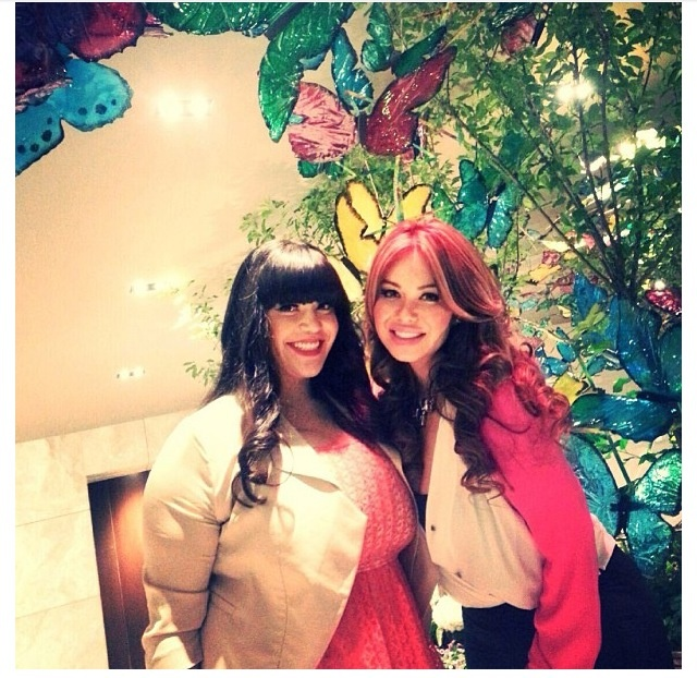 Marin jacquie and janney marin they look so pretty i chiquis