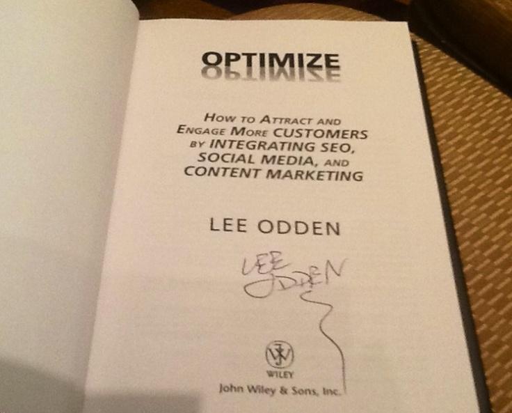 La evolución del PR Digital a través del marketing de contenido Por Lee Odden @leeodden