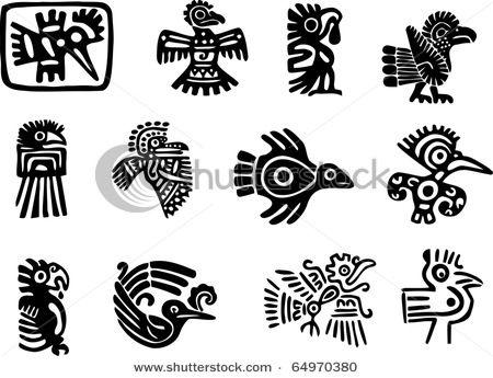 Рисунки американских индейцев. Обсуждение на LiveInternet - Российский Сервис Онлайн-Дневников