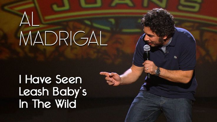 Leashing A Baby Should Be Illegal — Al Madrigal