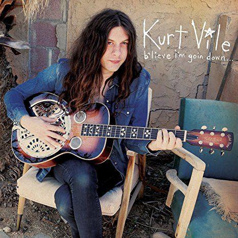 Kurt Vile : B'Lieve I'm Goin Down 2xLP