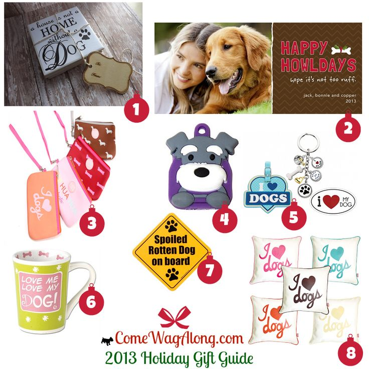 Holiday Gift Guide Gifts For The Dog And Dog Lover