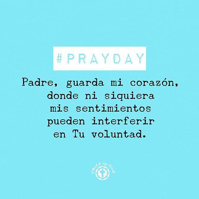 #PrayDay  PD. Puedes enviarnos un mensaje si deseas alguna petición de oración, con gusto oraremos por ti. ¡Dios te bendiga y jamás deje de asombrarte!
