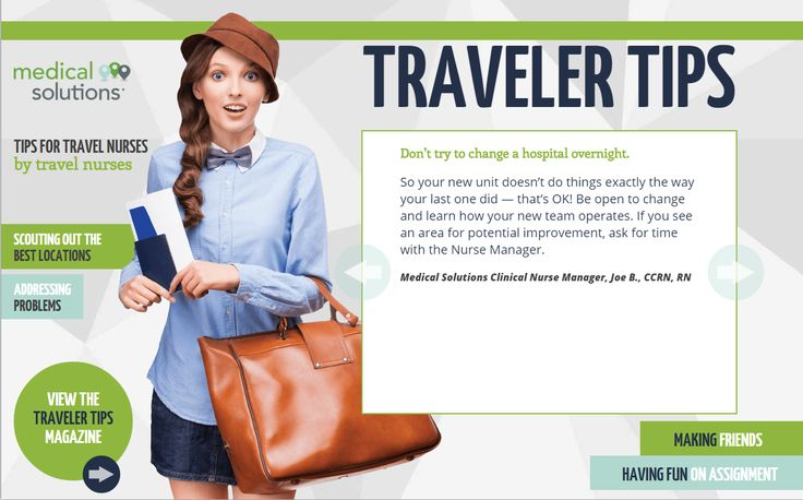 travel nursing traveler tips hawaii