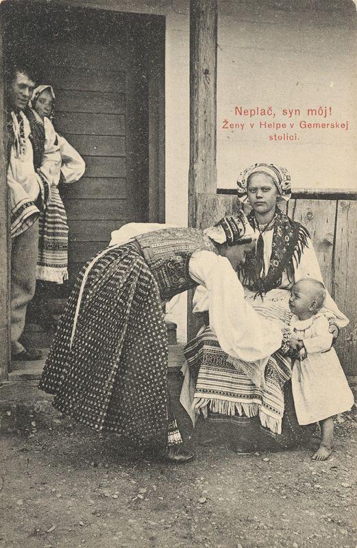Pavol Socháň - Ženy v Heľpe