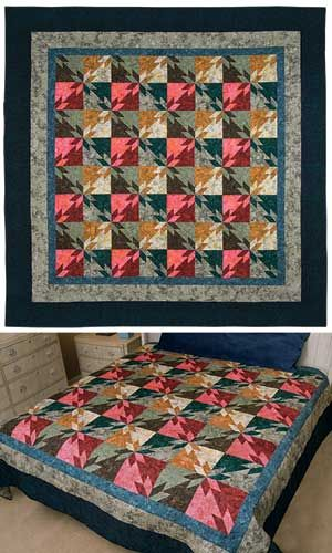 77 Best Images About Quilts Hunter Star On Pinterest
