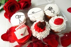 CupCakes para alegrar el día. ¿Ya pensaste a quien alegrar hoy? JuanRegala.com