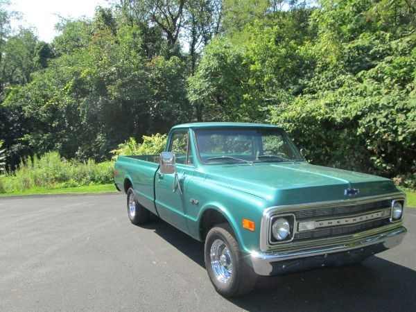 1970 chevrolet c10 trucks for sale used cars on oodle autos post. Black Bedroom Furniture Sets. Home Design Ideas