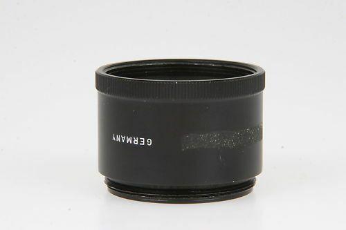 Ebay Sponsored Leica M 39 Zwischenring 16615j Schwarz Leica
