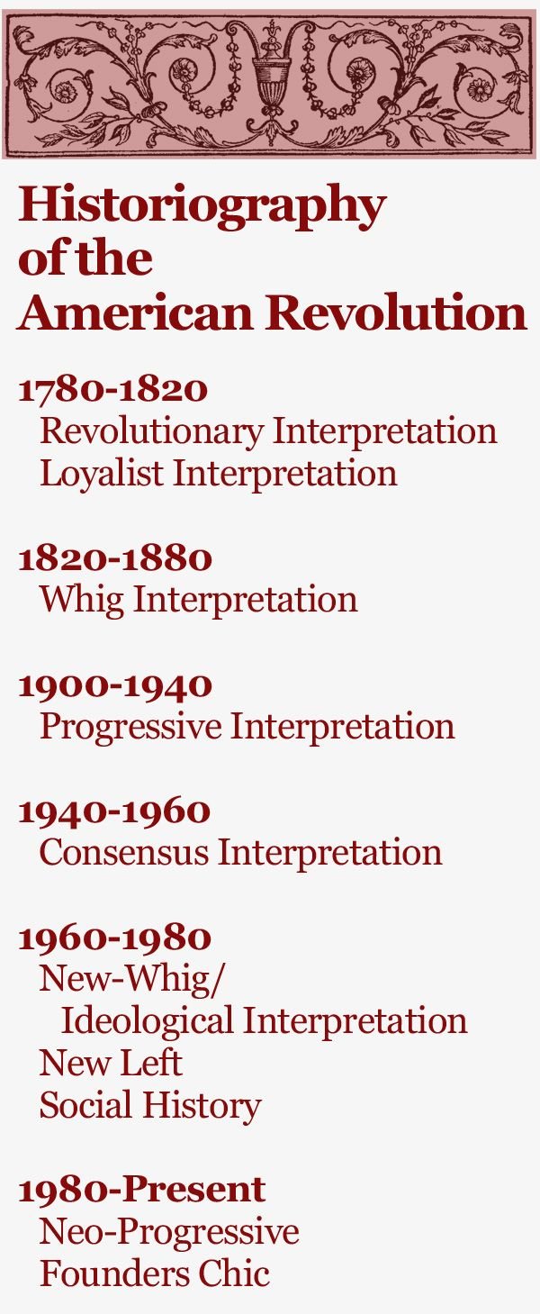 an overview of the causes of the american revolution Big picture analysis & overview of the american revolution  colonial ladies  could express their dedication to the cause and derive a sense of self-importance .