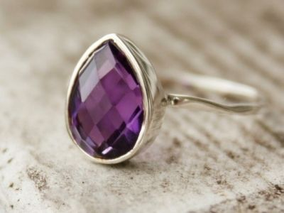 Fabulous ways to wear the February birthstone color