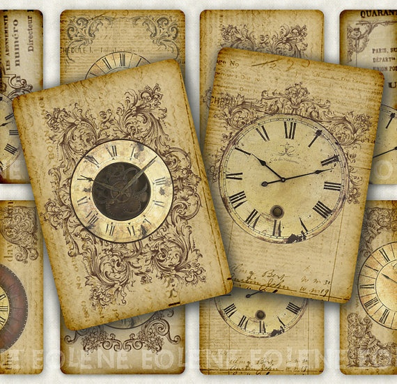 182 Best Anything Clocks Time Etc Images On