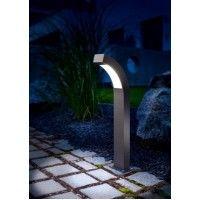 Lampioncino Led da giardino dalle caratteristiche eccezionali. Adatto per illuminare vialetti, giardini e piazzali.