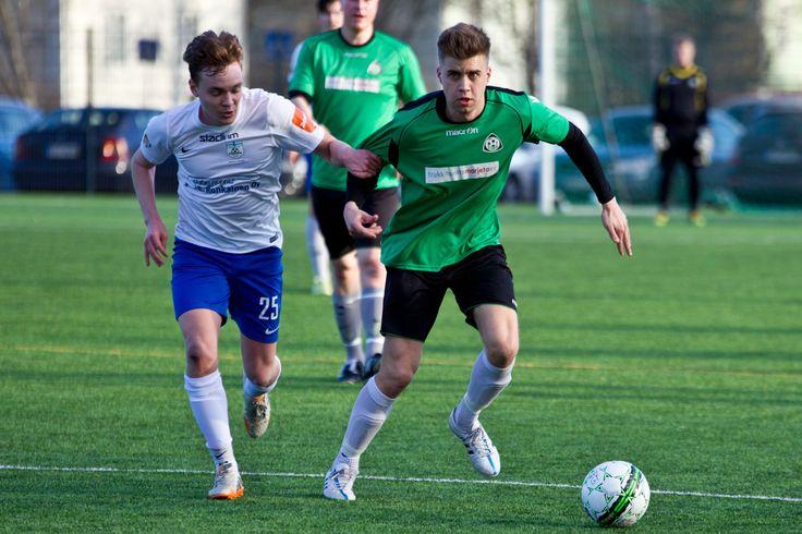 FCFJ GT - Tups Uefa Regions Cup 2016 @Myllymäki Porvoo Finland