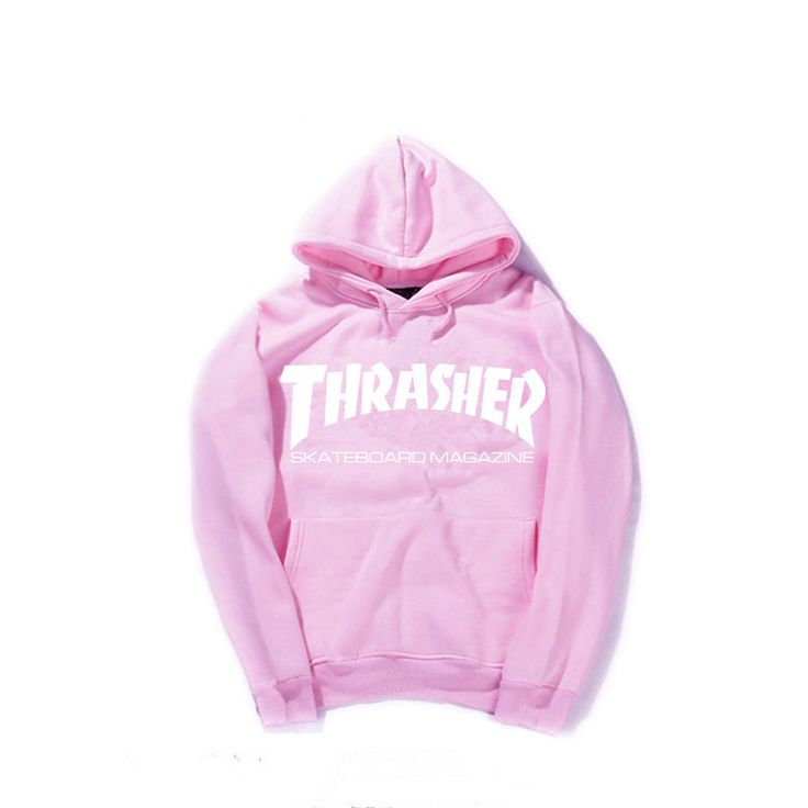New 2016 Autumn Winter Fleece Skateboard Thrasher Sweatshirt Men Hoodies Women Streetwear Tracksuit Hooded Trasher Mens Hoodies