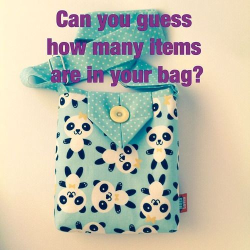 Hola Lotta bags helps you keep only the most important stuff! Because they are small :-) #bag  #bags #totebag #slingbag #instabag #crossbody  #handmadebag #etsy  #etsyseller  #etsyshop #FF #instafollow #l4l tagforlikes #followback  #sewingforkids  #handmadewithlove   #musthave  #musthaves