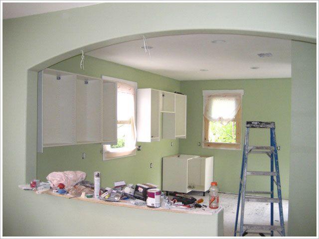 1000 Ideas About Green Kitchen Paint On Pinterest Green