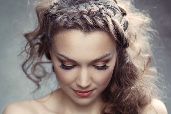 10 Crown Braid Pictures