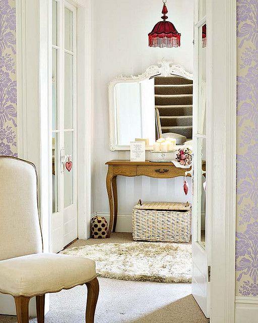 Narrow Hallway Table