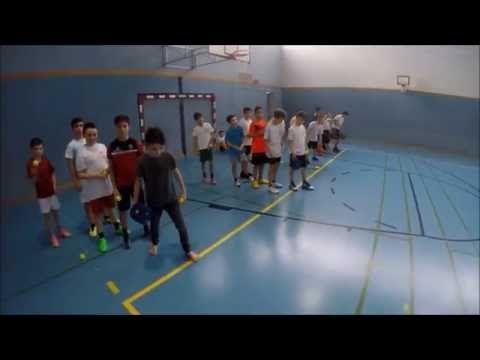 Glücksstaffel- Sportunterricht - YouTube