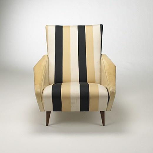 GIOPONTI    Distex lounge chair, model#807