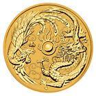 "❦"" #2018 Australia 1 oz #Gold Dragon & Phoenix $100 Coin GEM BU #PRESALE SKU... Best http://ebay.to/2zmIgGz"