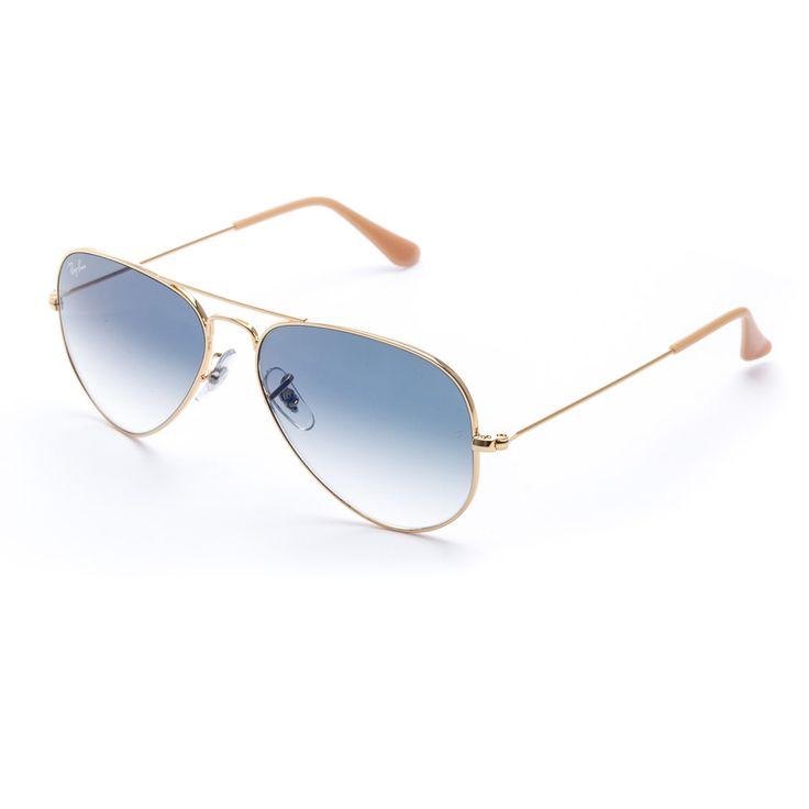 Ray Ban - Aviador RB3025 001/3F - Óculos de Sol - 50